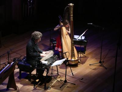 Thomas Bloch y Pauline Haas. Concierto Ondas Martenot y armónica de cristal - Rarezas instrumentales