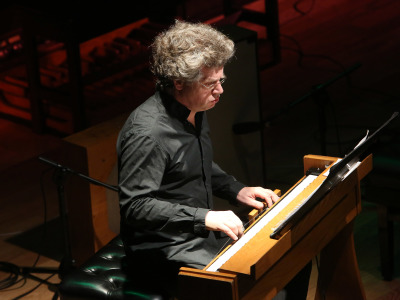 Thomas Bloch. Concierto Ondas Martenot y armónica de cristal - Rarezas instrumentales