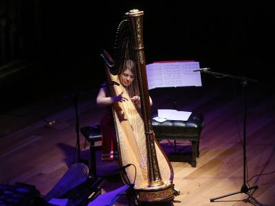 Pauline Haas. Concierto Ondas Martenot y armónica de cristal - Rarezas instrumentales
