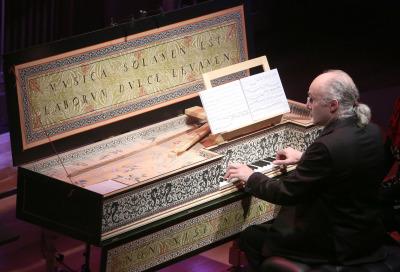 Bruno Forst. Concierto Virginal y clavicordio - Rarezas instrumentales