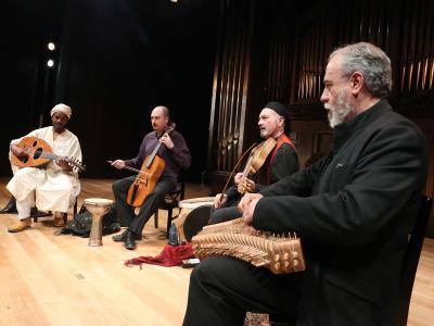 Música Antigua - Eduardo Paniagua. Concierto En la corte de Alfonso X el Sabio