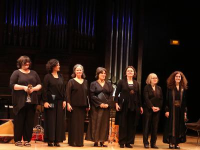 Ensemble Discantus. Concierto Brasil: choros y otros cantos - Popular y culta: la huella del folclore