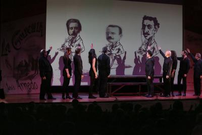 Taller de Zarzuela Ópera Cómica de Madrid. Concierto Parodias de óperas - Zarzuela cómica