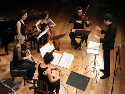 Ciklus Ensemble. Concierto Recital de música de cámara