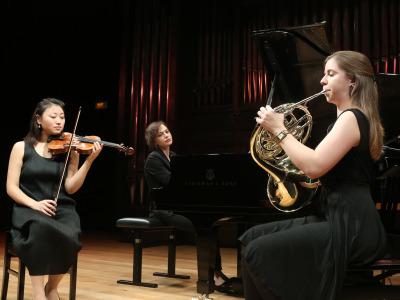 Ianthe Ensemble. Concierto Recital de música de cámara
