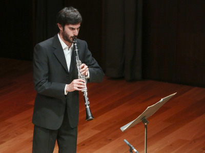 Francisco José Espinosa. Concierto Lorenzo Palomo: Homenaje a Juan Ramón Jiménez