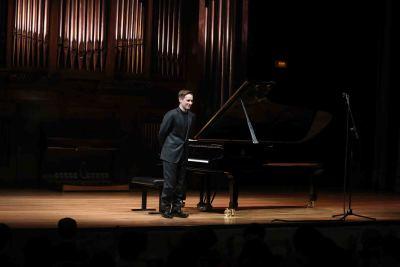 Luis Grané. Concierto Recital de piano