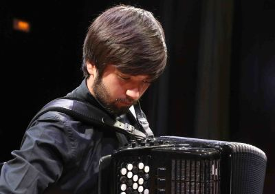 Nikola Tanaskovic. Concierto Recital de acordeón