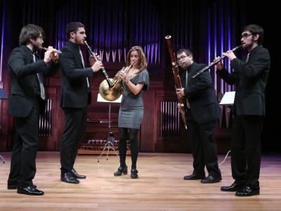Quinteto Dacap. Concierto Recital de música de cámara