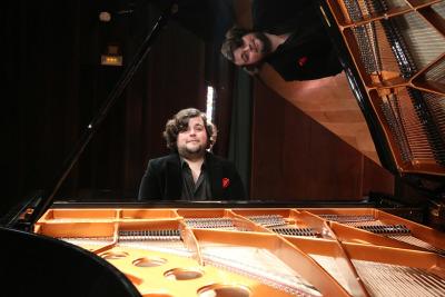 Ambrosio Valero. Concierto Recital de piano