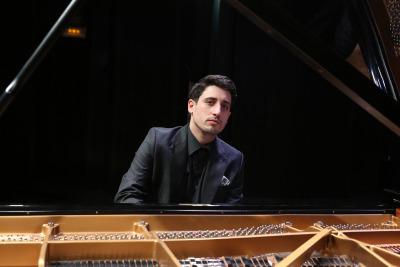 Óscar Caravaca. Concierto Recital de piano