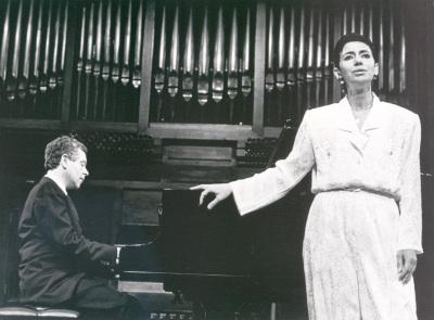 Ana Fernaud. Recital de canto y piano