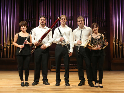 Quinteto Hirubi. Concierto Recital de música de cámara