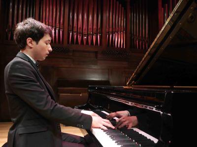 Bernat Català. Concierto Recital de piano
