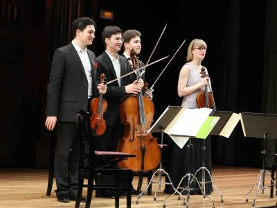 Cuarteto Schumann. Concierto Recital de Música de Cámara
