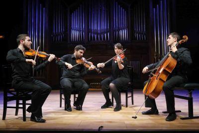 Cuarteto Klimt. Concierto Recital de cuarteto de cuerda