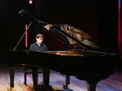 Ignasi Cambra. Concierto Recital de piano
