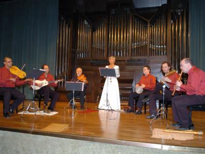 Grupo Cinco Siglos. Concierto Las cantigas - La canción española