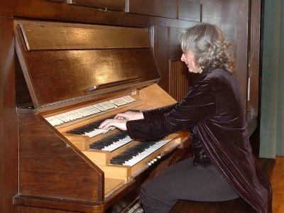 Presentación Ríos. Concierto El órgano barroco - Música barroca