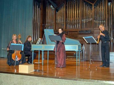 La Cantata Barroca. Concierto La cantata barroca - Música barroca