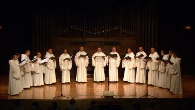 Schola Antiqua y Juan Carlos Asensio. Concierto Réquiem (1) - Músicas para el buen morir