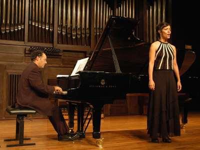 Joana Thomé y Juan Carlos Cornelles. Concierto Leipzig 1840. La emancipación del lied - El sonido de las ciudades