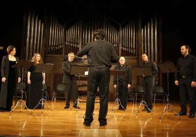 Música Ficta y Raúl Mallavibarrena. Concierto Réquiem (2) - Músicas para el buen morir