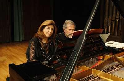 Carmen Deleito y Josep Colom. Concierto Cuentos - La infancia en la música