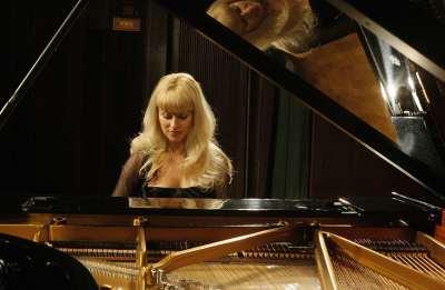 Ksenia Dyachenko. Concierto Niños rusos - La infancia en la música