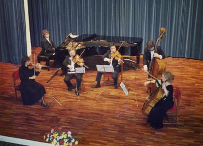 Ensemble de Madrid. Música de Cámara del siglo XIX