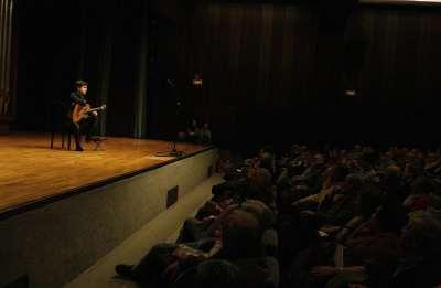 Rafael Aguirre. Concierto Recital de guitarra