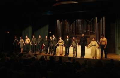 Compañía delabarca. Concierto Theatrum Mundi. Amor, honor y poder - Las músicas de Calderón de la Barca