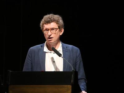 Tomás Muñoz. Concierto Inauguración de la temporada 2014-15