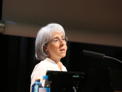 Isabel Domínguez. Presentación temporada de conciertos 2014-2015