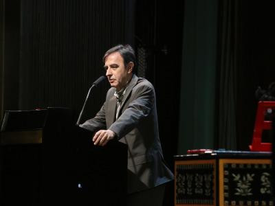 Jorge Fernández Guerra. Presentación temporada de conciertos 2014-2015