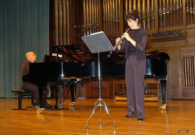 Carmen Guillén y Gonzalo Manzanares. Recitales para jóvenes
