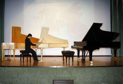 Chen Liu Cheng-I. Recitales para jóvenes