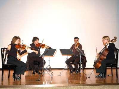 Cuarteto Bretón. Recitales para jóvenes