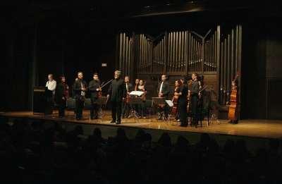 Orquesta Iuventas, Rubén Fernández y Fernando Palacios. Recitales para jóvenes