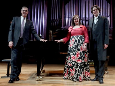 Roger Vignoles, Marta Mathéu y Günter Haumer. Concierto Mörikeana, o la obsesión poética - Historia del Lied en siete conciertos