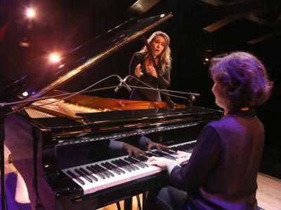 Rosa Torres-Pardo y Rocío Márquez. Concierto España flamenca - Popular y culta: la huella del folclore