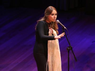 Rocío Márquez. Concierto España flamenca - Popular y culta: la huella del folclore