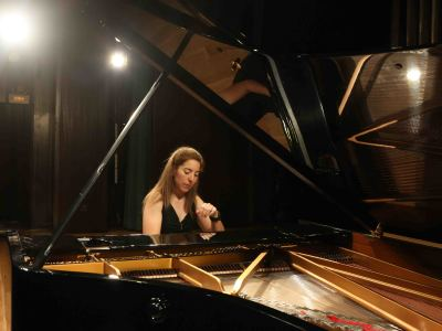 Miriam Gómez-Morán. Concierto Sinfonía nº 8 - Las sinfonías de Beethoven en arreglos de cámara