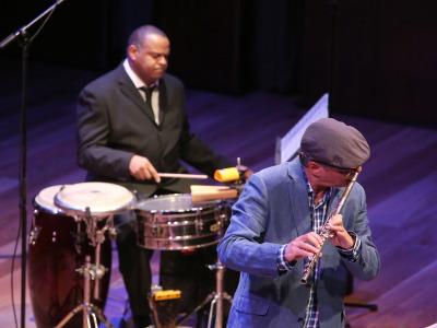 Andrés Alen. Concierto Danzón criollo cubano - Popular y culta: la huella del folclore