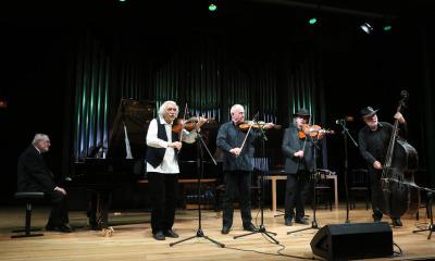 Muzsikas y Jeno Jando. Concierto Bartók all'ungherese - Popular y culta: la huella del folclore