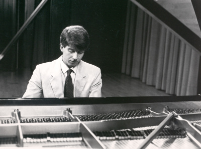 Graham Jackson. Recital de piano
