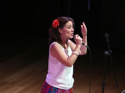 Ana Guanabara. Concierto Brasil: choros y otros cantos - Popular y culta: la huella del folclore