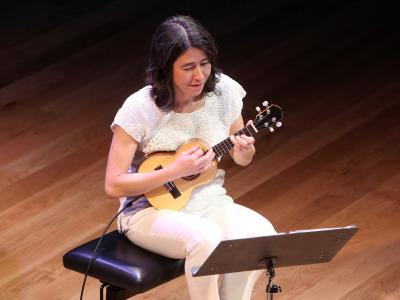 Cristina Azuma. Concierto Brasil: choros y otros cantos - Popular y culta: la huella del folclore