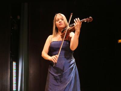 Suvi Myöhänen. Concierto Tango popular - tango erudito - Popular y culta: la huella del folclore