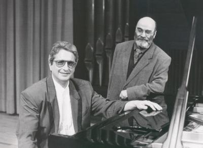 Jean Pierre Dupuy y Luis de Pablo. Concierto monográfico con obras de Luis de Pablo - [Concierto especial 26]